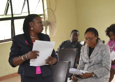 Presenters at the Plenary Sessions (1)
